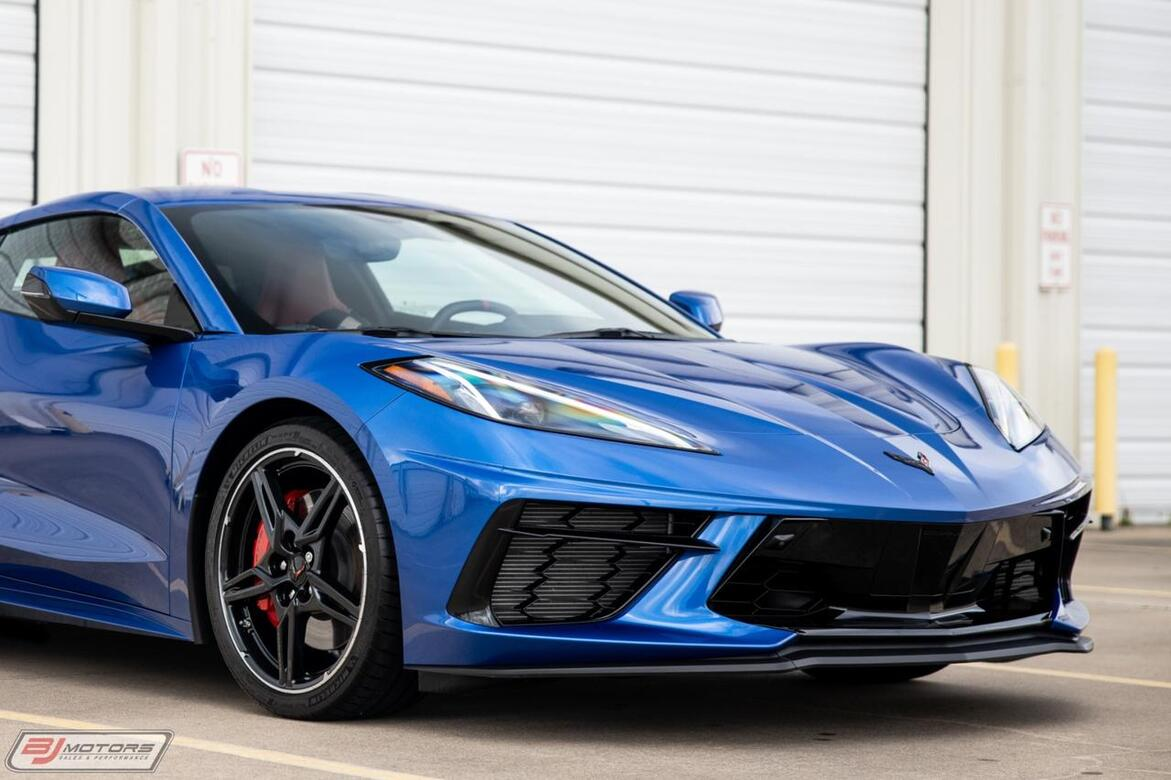2020 Chevrolet Corvette Stingray Tomball TX