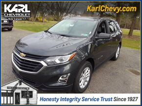 2020_Chevrolet_Equinox_LS_ New Canaan CT