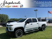 2020_Chevrolet_Silverado 2500HD_Custom_ Rochester IN