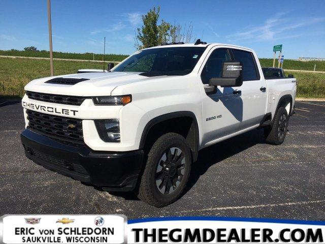 2020 Chevrolet Silverado 2500HD Custom Milwaukee WI
