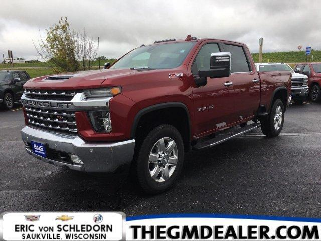 2020 Chevrolet Silverado 2500HD LTZ Milwaukee WI