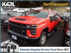 2020_Chevrolet_Silverado 2500HD_Work Truck_ New Canaan CT