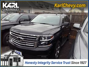 2020_Chevrolet_Tahoe_LT_ New Canaan CT