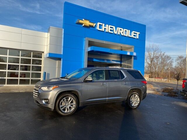 2020 Chevrolet Traverse High Country North Manchester In 34003458