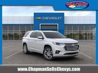 Chevrolet Traverse High Country 2020