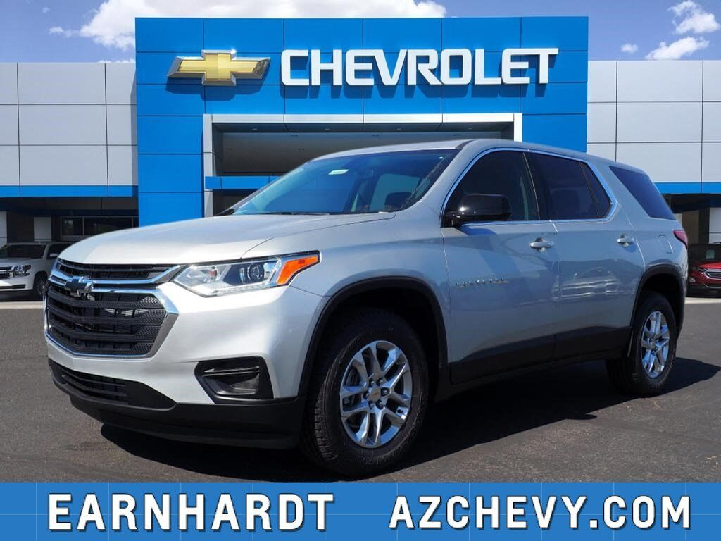 2020 Chevrolet Traverse Ls Chandler Az 31325192