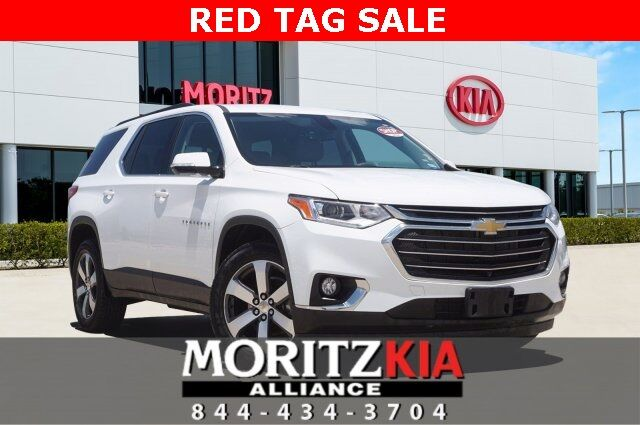 2020 Chevrolet Traverse LT Leather Fort Worth TX