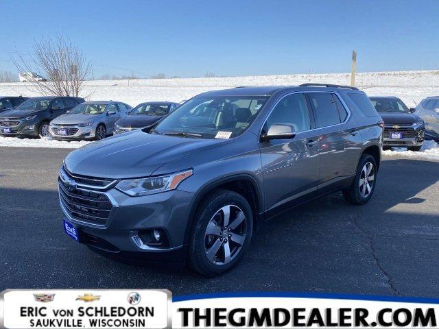 2020 Chevrolet Traverse LT Leather Milwaukee WI