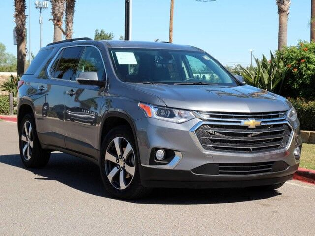 2020 Chevrolet Traverse LT Leather San Juan TX