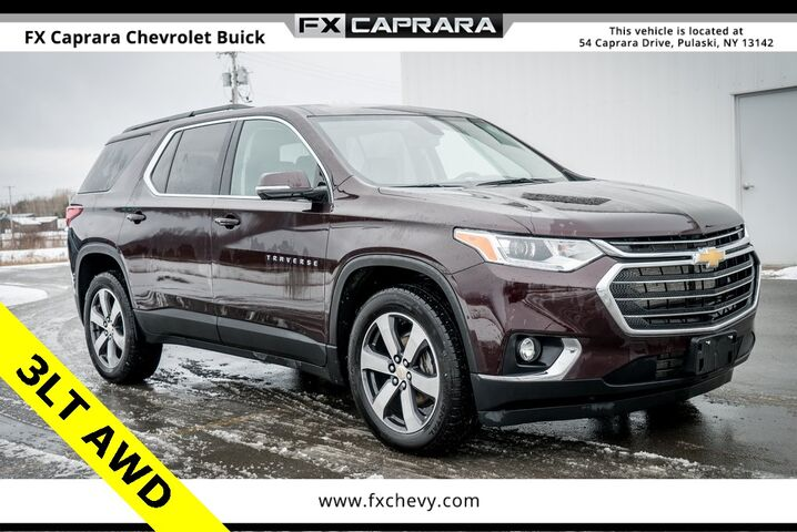 2020 Chevrolet Traverse LT Leather Watertown NY