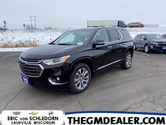 2020 Chevrolet Traverse Premier Milwaukee WI