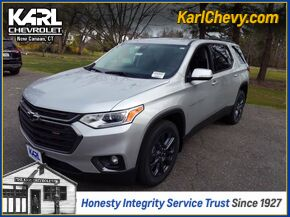 2020_Chevrolet_Traverse_RS_ New Canaan CT