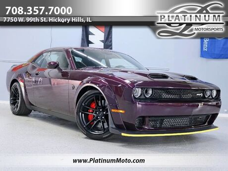2020 Dodge Challenger SRT Hellcat Redeye Widebody 1 Owner Auto 797HP Monster Loaded Hickory Hills IL