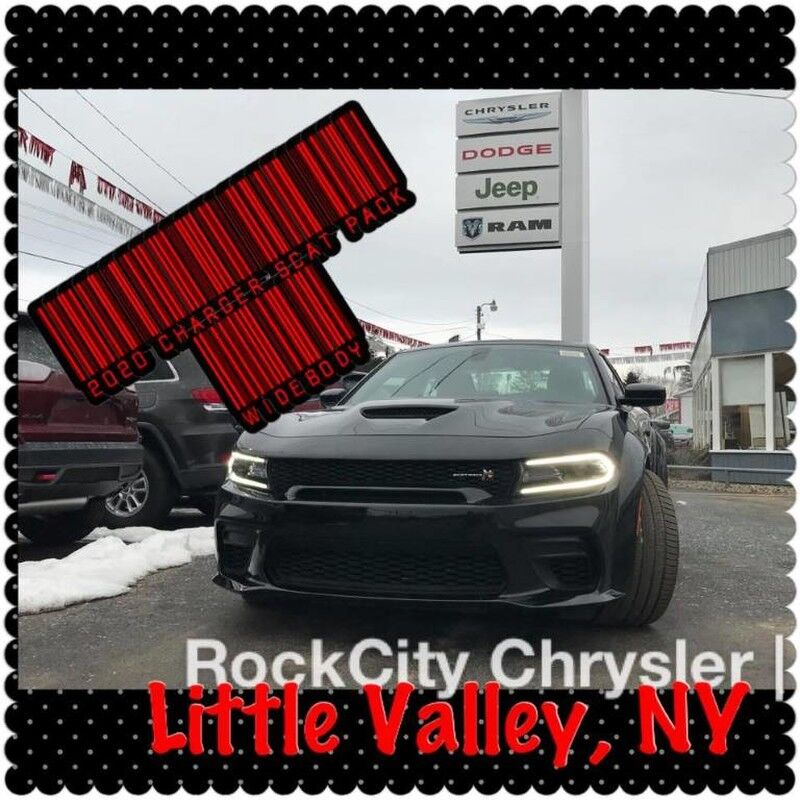 2020 Dodge Charger SCAT PACK WIDEBODY RWD Little Valley NY