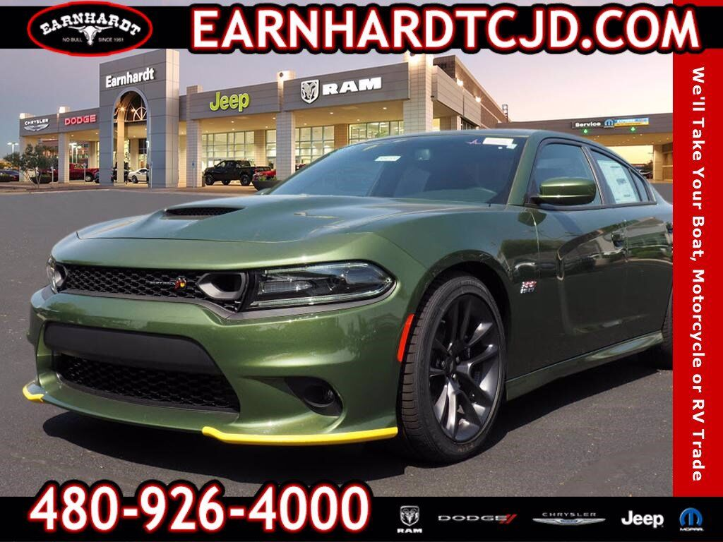 2020 Dodge Charger Scat Pack Gilbert AZ