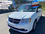 2020 Dodge Grand Caravan Crew  - $212 B/W