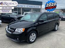 2020_Dodge_Grand Caravan_Crew_ Quesnel BC