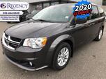 2020 Dodge Grand Caravan Premium Plus  - $207 B/W
