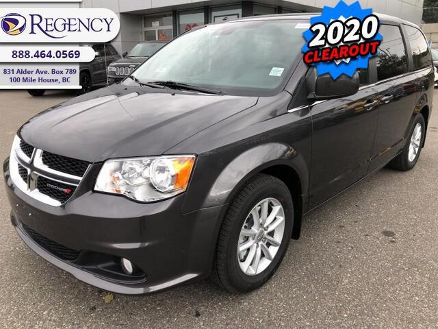 2020 Dodge Grand Caravan Premium Plus  - $207 B/W 100 Mile House BC