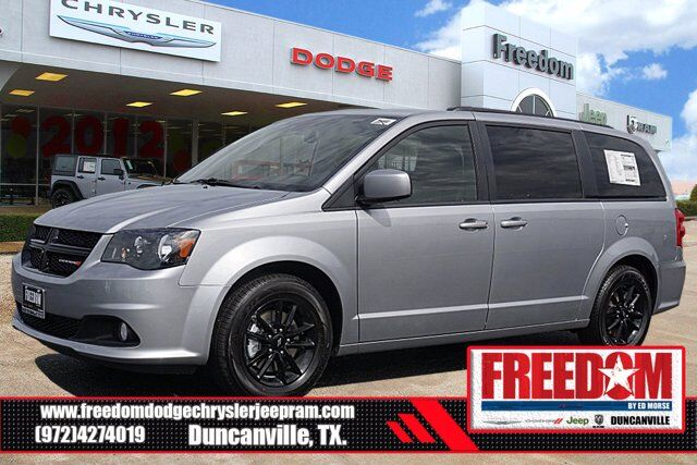 2020 Dodge Grand Caravan SE PLUS (NOT AVAILABLE IN ALL 50 STATES) Duncanville TX