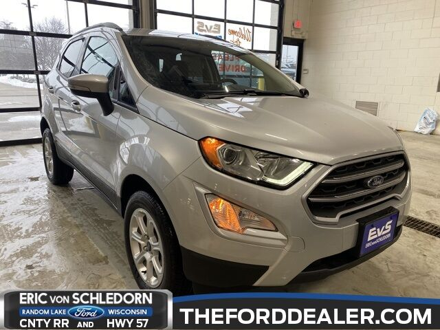 2020 Ford EcoSport SE Milwaukee WI