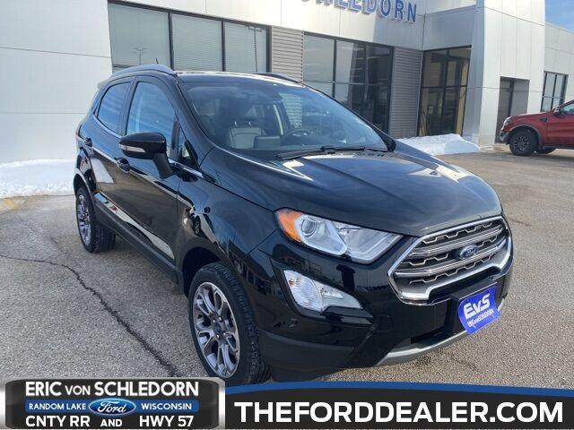 2020 Ford EcoSport Titanium Milwaukee WI
