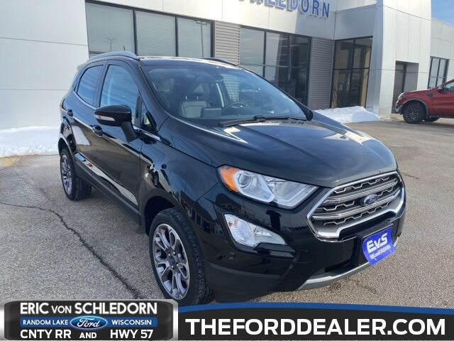 2020 Ford EcoSport Titanium Milwaukee WI