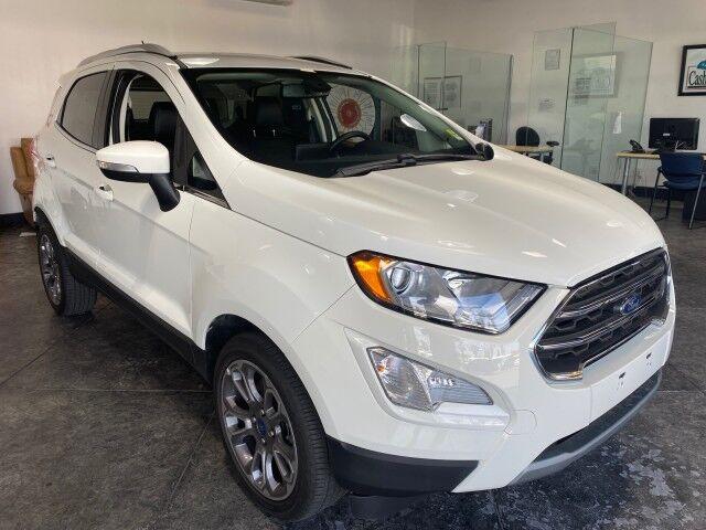 2020_Ford_EcoSport_Titanium_ San Jose CA