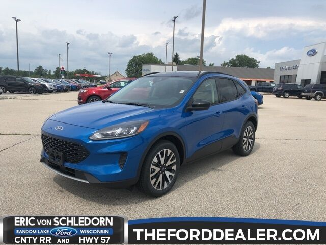 2020 Ford Escape SE Sport Hybrid Milwaukee WI