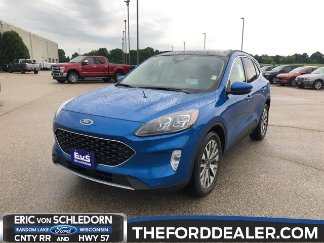 2020 Ford Escape Titanium Hybrid Milwaukee WI