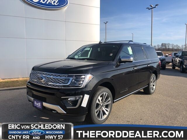 2020 Ford Expedition Max Platinum Milwaukee WI