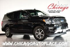 2020_Ford_Expedition Max_XLT - 3.5L ECOBOOST V6 ENGINE 4 WHEEL DRIVE NAVIGATION BACKUP CAMERA BLACK LEATHER HEATED/COOLED SEATS 3RD ROW SEATS POWER LIFTGATE KEYLESS GO_ Bensenville IL