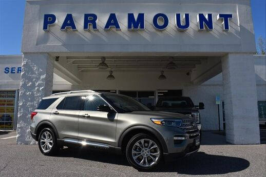 2020 Ford Explorer Limited Hickory NC