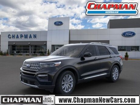 2020 Ford Explorer Limited  PA