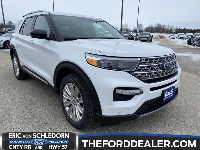2020 Ford Explorer Limited Milwaukee WI