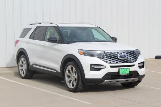 2020 Ford Explorer Platinum  TX
