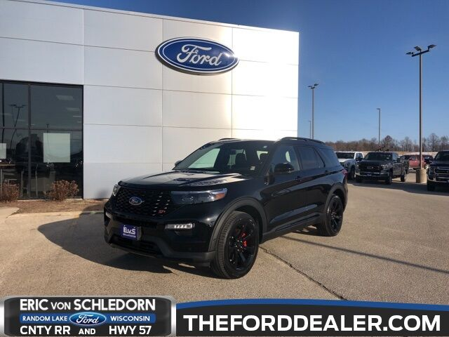 2020 Ford Explorer ST Milwaukee WI