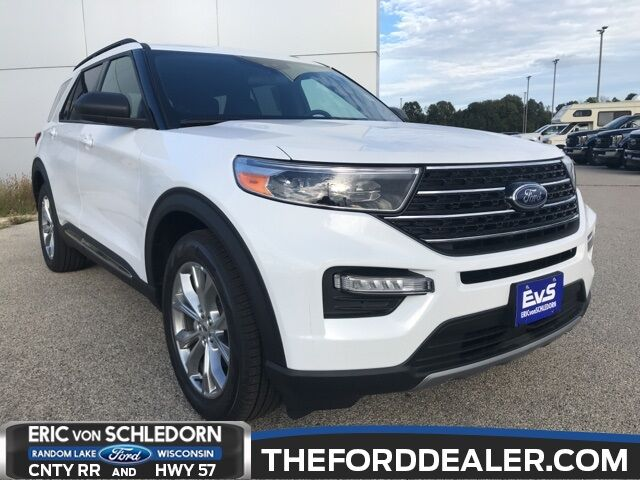 2020 Ford Explorer XLT Milwaukee WI