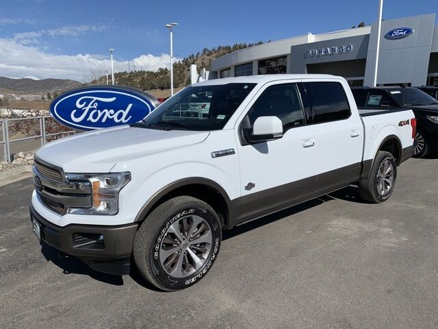 2020 Ford F-150 King Ranch Durango CO