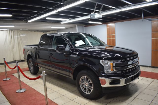 2020 Ford F-150 Lariat SuperCrew 5.5-ft. Bed 4WD Charlotte NC