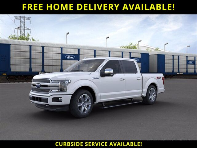 2020 Ford F-150 Platinum Watertown NY