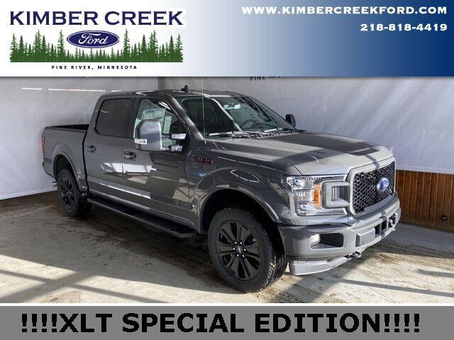 Vehicle details - 2020 Ford F-150 at Kimber Creek Ford ...