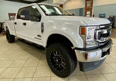 2020_Ford_F-250 SD_XLT Crew Cab Long Bed 6.7 L TURBO 4WD LIFTED EST.$9800 BUILT IN_ Charlotte NC