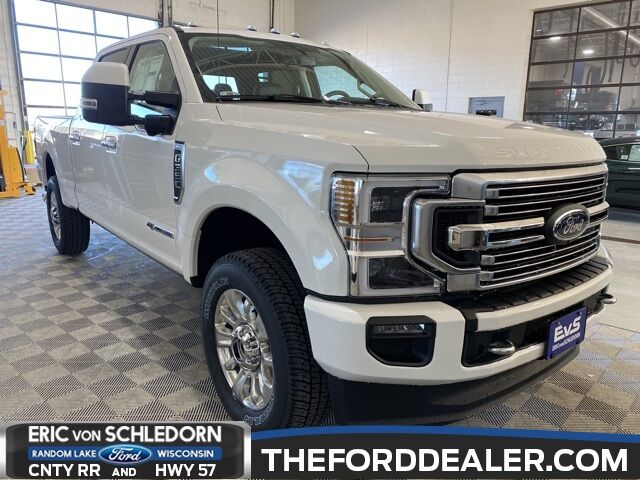 2020 Ford F-350SD Limited Milwaukee WI