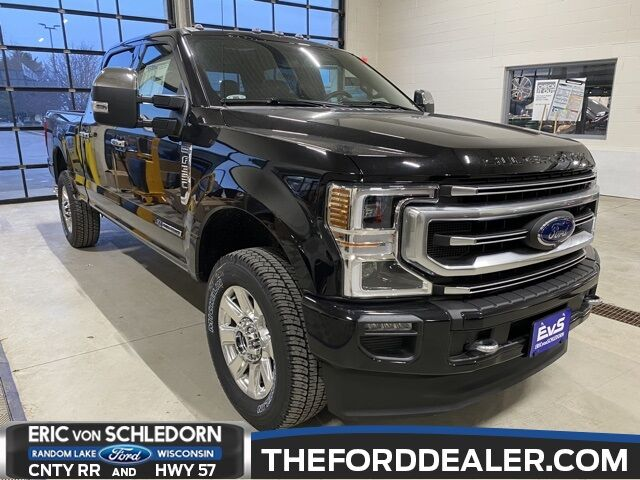 2020 Ford F-350SD Platinum Milwaukee WI