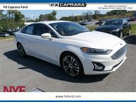 2020 Ford Fusion Titanium Watertown NY