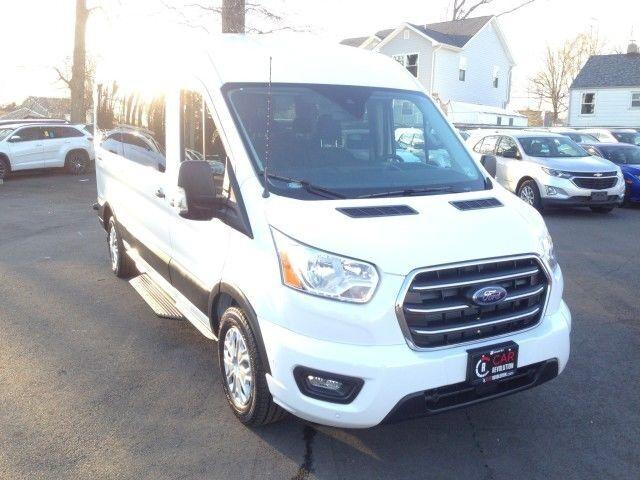 2020 Ford T-350 Transit Passenger Wagon XLT w/ rearCam Avenel NJ