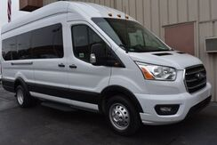 2020_Ford_Transit_350 Wagon HD High Roof XLT Sliding Pass. 148 WB EL WITH APPEARANCE PACKAGE_ Charlotte NC