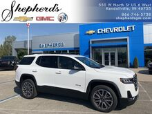 2020_GMC_Acadia_AT4_ Rochester IN