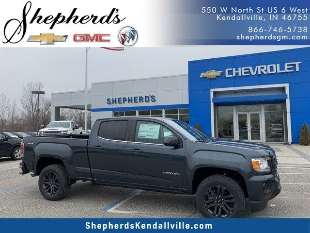 2020 GMC Canyon 4WD SLE Rochester IN